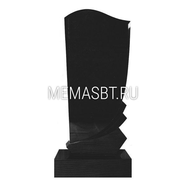 Памятник из гранита Ф-4
